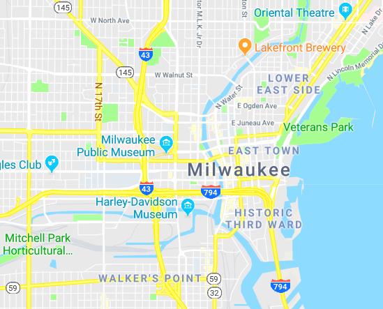 Milwaukee area
